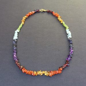 chakra collier