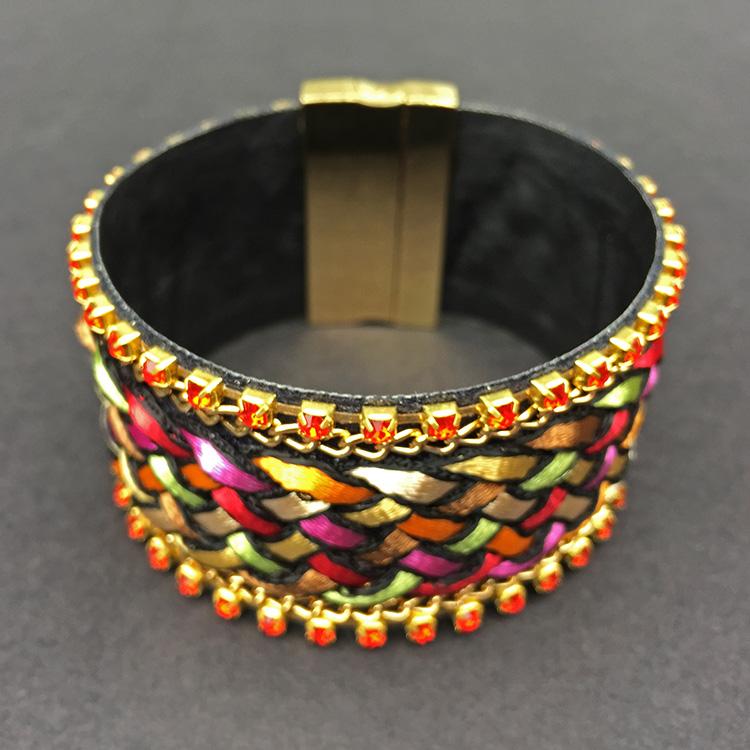 armband met magneetsluiting warm
