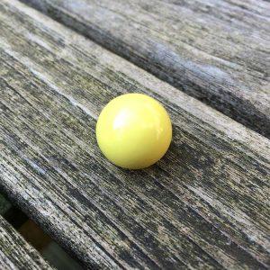 klankbol geel 16 mm
