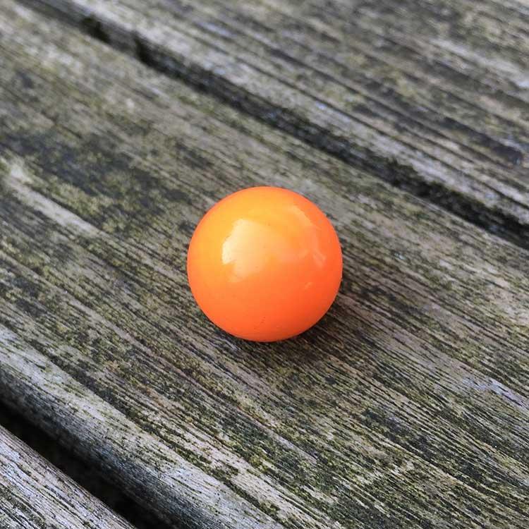 klankbol-neon-oranje-16-mm