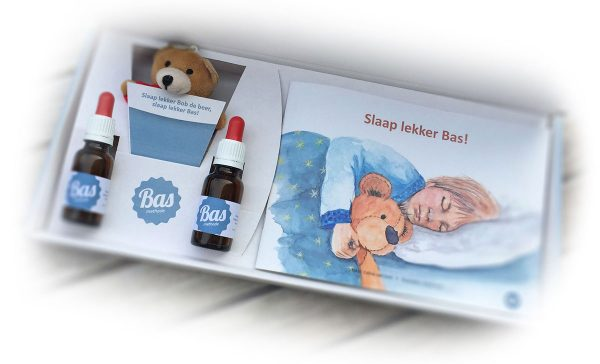 Slaapproblemen los je op met de BAS-methode Bach bloesem Slaap lekker Bas